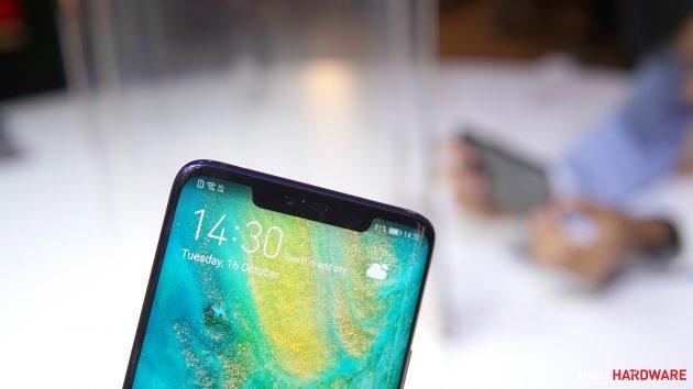 Huawei presenta Mate 20 Pro si candida a diventare uno dei m