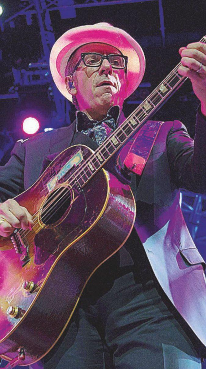 Costello e i venerati maestri: Elvis, Burt, King