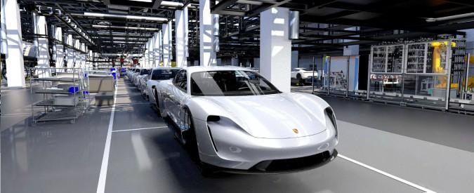 Porsche, dalla super elettrica Taycan all'ipotesi quotazione in stile Ferrari