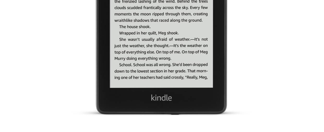 KindlePaperwhite, stesso prezzo del vecchio ma più leggero, sottile e impermeabile. La versione 8 GB costa 129,99 euro