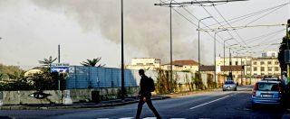 Milano, brucia il deposito di rifiuti. Per prevenire gli ecoreati può bastare una telecamera