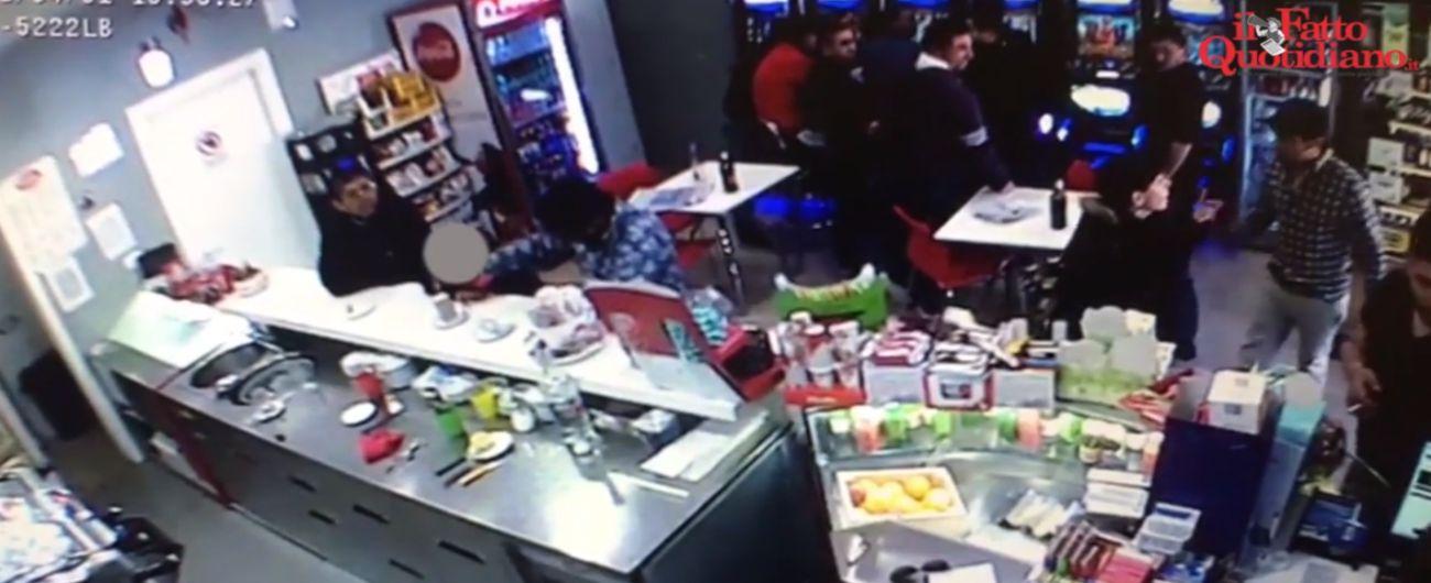 Roma, raid al bar del quartiere Romanina: 7 anni ad Antonio Casamonica