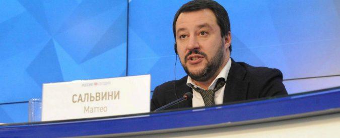 Salvini va in gita in Russia a revocare le sanzioni di Putin