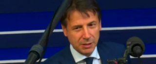 """Manovra, Conte: """"Non ci sono margini di cambiamento. Bocciatura dall'Ue? Confido in dialogo costruttivo"""""""