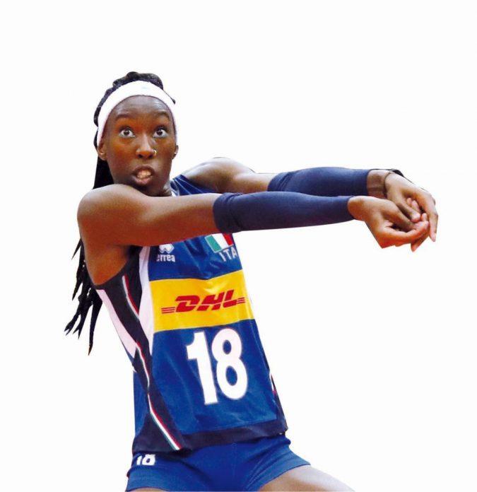 Paola Egonu, stella in ritardo del volley femminile italiano