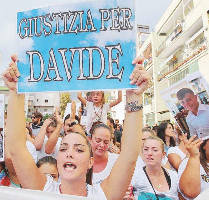 """Davide ucciso """"per errore"""". Solo due anni al carabiniere"""