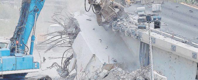 Cambia il decreto Genova: Autostrade può demolire
