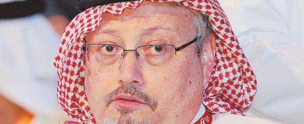 Khashoggi, una fine alla Regeni