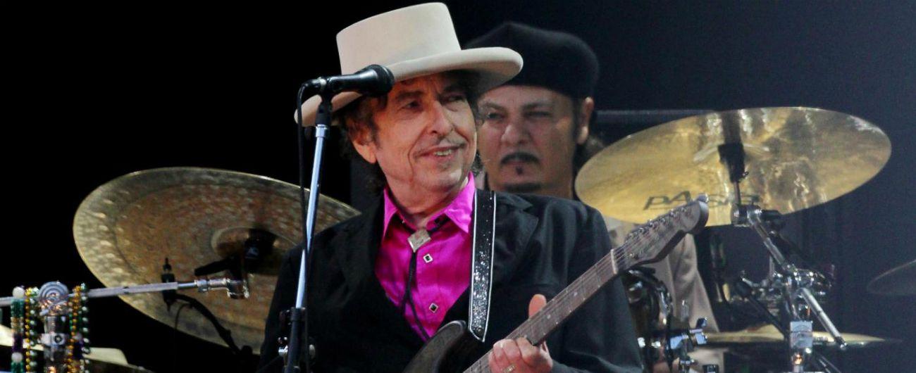 Mio zio ha vinto due volte Sanremo. E Bob Dylan muto!