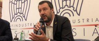 """Manovra, Salvini a Mosca: """"Oettinger? La smetta e ci lasci lavorare"""". Poi sulle sanzioni: """"Con noi si cambia"""""""