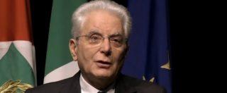 """Stampa, Mattarella: """"Per un Paese civile pluralismo è condizione imprescindibile"""""""