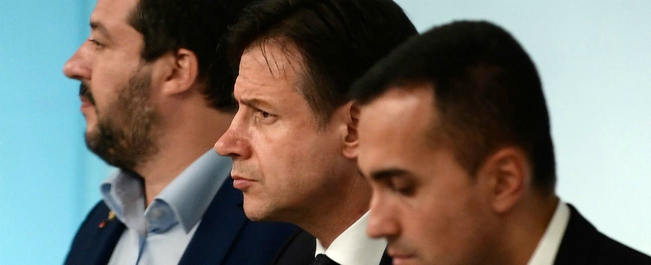"""Pace fiscale, Conte: """"Sabato nuovo Cdm con il risultato della rilettura"""". Salvini: """"Non ho tempo"""". Poi ci ripensa: """"Ci sarò"""""""