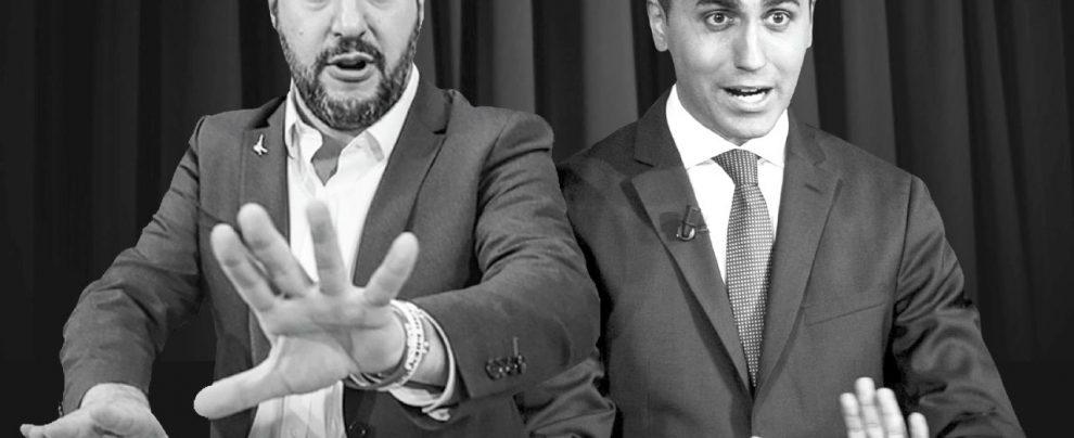 Il governo scricchiola: lo scudo fiscale manda in crisi i giallo-verdi