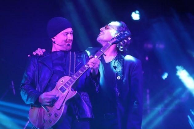 Febbre Rock: quasi quasi è più Bono il clone… Vibrante il ve