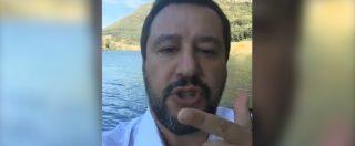 """Decreto fiscale, la verità di Salvini: """"Conte leggeva e Di Maio scriveva. Se qualcuno era distratto, poi non dia colpa a Lega"""""""