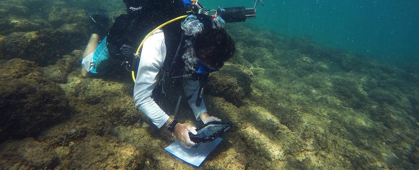 È italiana la rete sottomarina che permette ai sub di comunicare e segnalare emergenze