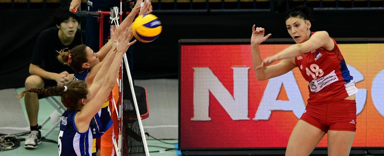Mondiali volley, in finale l'avversario più forte: la Serbia si presenta da favorita, ma l'Italia ha già smentito i pronostici