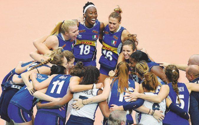 Cercatrici d'Oro: le azzurre del volley e la rivincita Finale