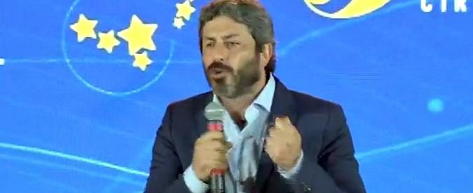 """Italia 5 stelle, Fico: """"Aprire processo per Regeni al Cairo, sua famiglia sta vivendo l'ingiustizia più grande"""""""