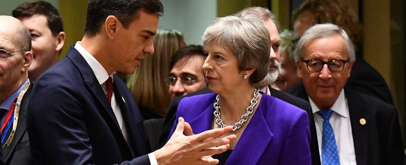 Brexit, il 3 giugno May presenta nuova proposta al Parlamento. Ma l'intesa col Labour è lontana