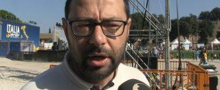 """Italia 5 stelle, Patuanelli (M5s): """"Lega? Ci fidiamo ancora, altrimenti metteremmo fine all'esperienza di governo"""""""