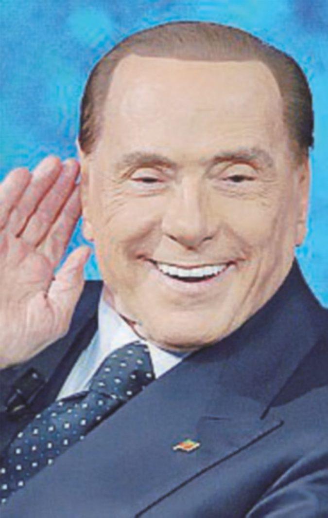 """Berlusconi torna alle sue battaglie: """"Bionda o mora? Basta che te la dia…"""""""