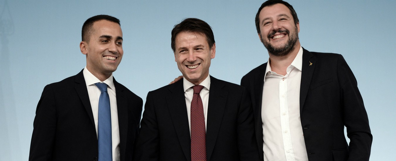Cantieri, intesa Lega-M5s: 'Sospesi alcuni punti del codice appalti'. Ok dopo chiamata Di Maio-Salvini e pressing Conte