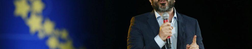 """Italia 5 stelle, in 30mila al Circo Massimo. Fico: """"Governiamo con la Lega finché la nostra identità sarà forte e salda"""""""