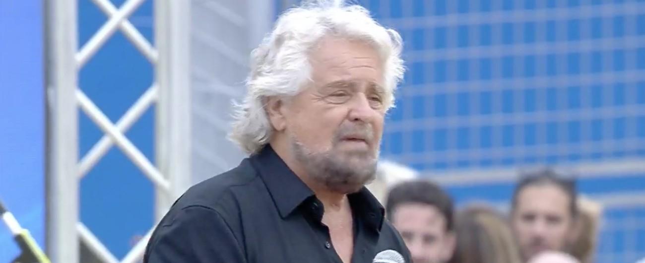 Beppe Grillo, visitò la baita No Tav: reato prescritto. In primo grado era stato condannato a quattro mesi di carcere