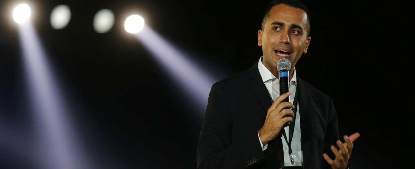 """Italia 5 stelle, il Di Maio """"di governo"""" rassicura la base: """"Il Movimento cambia. Ma ricordiamo chi siamo, fedeli ai nostri valori"""""""