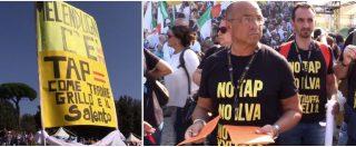"Italia 5 stelle, i No Tap: ""Se non fermano opera se ne assumeranno responsabilità"" e a Salvini: ""Venga a Melendugno"""