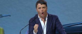 """Leopolda, Renzi: """"Foa è un bugiardo, una fake news vivente. Schede segnate per la sua elezione"""""""