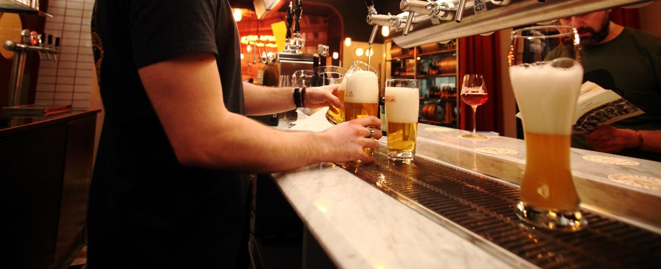 Birra a rischio estinzione? Non è vero. E a preoccupare i produttori non è certo il clima