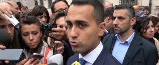 """M5s, Di Maio: """"Vili attacchi contro di noi, restiamo compatti come una testuggine romana. Chi attacca M5s attacca l'Italia"""""""