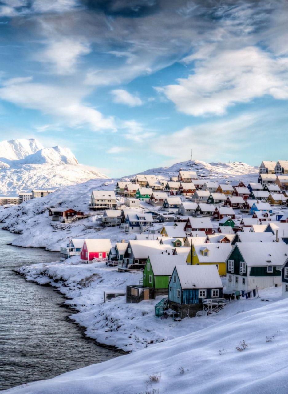Nuuk, la base per scoprire il grande Nord e gli inuit