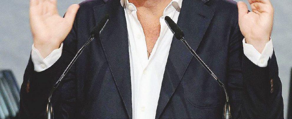 Renzi peronista si fa il suo Partito della Leopolda