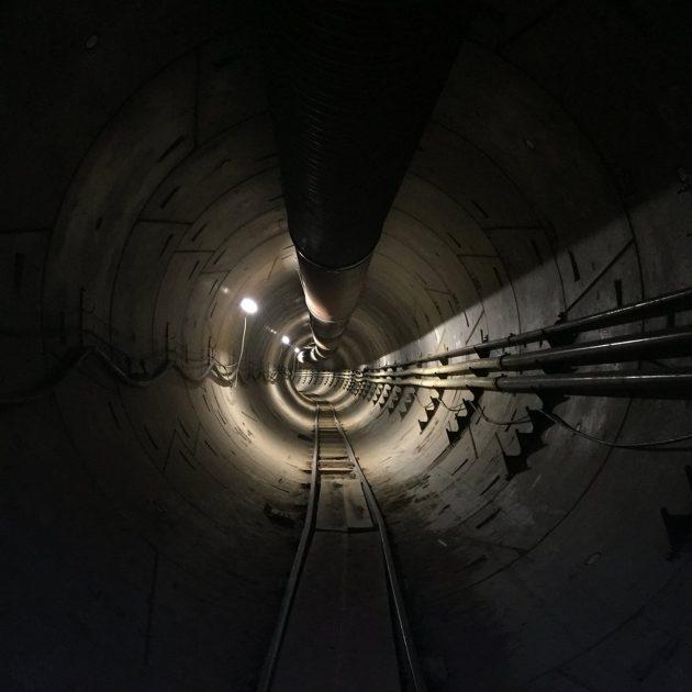 Il super tunnel di Elon Musk sarà inaugurato a Los Angeles i