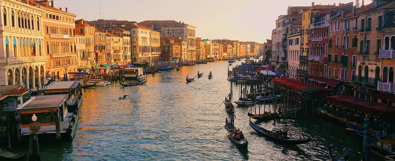 Cambiamenti climatici, Venezia e i patrimoni Unesco sono in pericolo. Dobbiamo intervenire