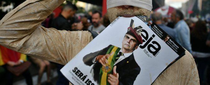 Brasile, oggi la destra è nemica dell'ambiente. E Bolsonaro ne è l'ennesimo esempio