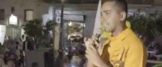 """Quando Di Maio diceva: """"Se trovate una mia proposta di legge di condono su Ischia mi iscrivo al Pd"""""""