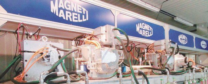 Magneti Marelli venduta da Fca per 6,2 miliardi
