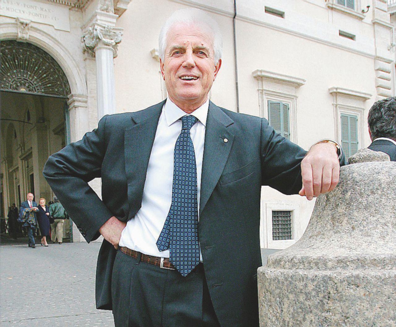 È morto Gilberto, il Benetton del dopo-maglioni