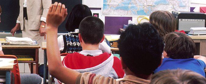 Sbagliando si impara, soprattutto a scuola. Alla faccia della competizione