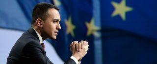 """Di Maio: """"Alle aziende che assumono andranno 2340 euro, tre volte il valore del reddito di cittadinanza"""""""