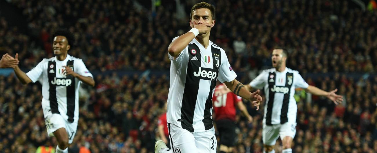 Manchester United-Juventus: 0-1. I bianconeri sbancano l'Old Trafford, Mourinho surclassato