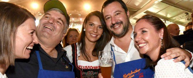 Elezioni Trentino Alto Adige, pensate davvero che Salvini tutelerà la nostra autonomia?