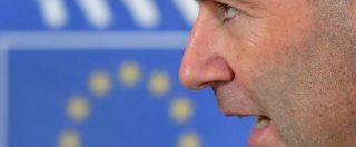 Commissione Ue, Orban appoggia la candidatura di Weber. Budapest non riesce a fare svoltare a destra il Ppe