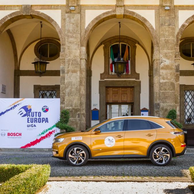 DS7 Crossback vince il titolo di Auto Europa 2019
