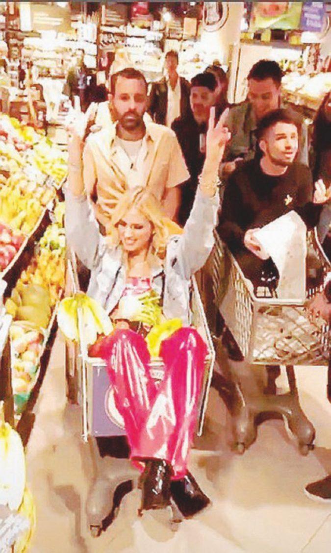 Il supermercato in affitto rompe la magia Ferragnez