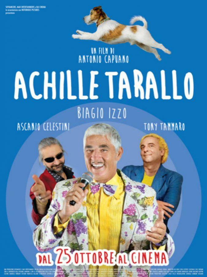 Achille Tarallo, una piccola storia buffa con Biagio Izzo, Tony Tammaro e Ascanio Celestini
